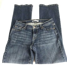 Levis Womens Jeans Size 10M Curvy Boot Cut 529 Medium Wash Stretch Denim - $18.81
