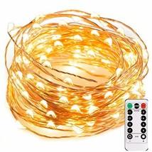 Fullive LED String Lights - 10M RC Waterproof Decorative Lights,Fairy St... - $19.62