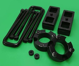 "For 05-20 Toyota Tacoma 2"" Front + 1"" Rear Leveling Lift Kit 2WD 4WD Blk Billet - $126.30"