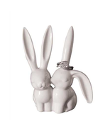 Ceramic Bunny Ring Holder - ₨1,487.64 INR