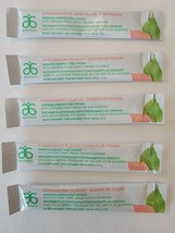 Arbonne Ginseng STRAWBERRY Fizz Sticks . Lot of 5 . Exp 03/2022 . Ships Free image 1