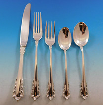 Carillon by Lunt Sterling Silver Flatware Service for 8 Set 42 pieces - $2,495.00