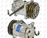 K peterbuilt international navistar hd heavy duty ac air conditioning compressor 2 thumb155 crop
