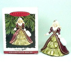 1996 Hallmark Barbie Christmas Tree Ornament Holiday Keepsake New in Box... - $11.95