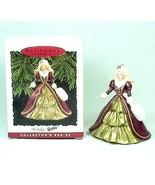1996 Hallmark Barbie Christmas Tree Ornament Holiday Keepsake New in Box... - $10.95