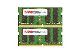 MemoryMasters 16GB (2x8GB) DDR4-2133MHz PC4-17000 2Rx8 1.2V SODIMM Memory for La - $143.55