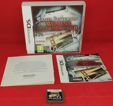 Women's Murder Club: Games of Passion (Nintendo DS) - $4.94
