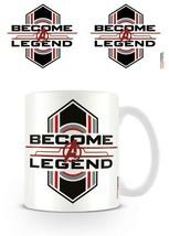 Avengers Endgame Become A Legend Mug - $11.23