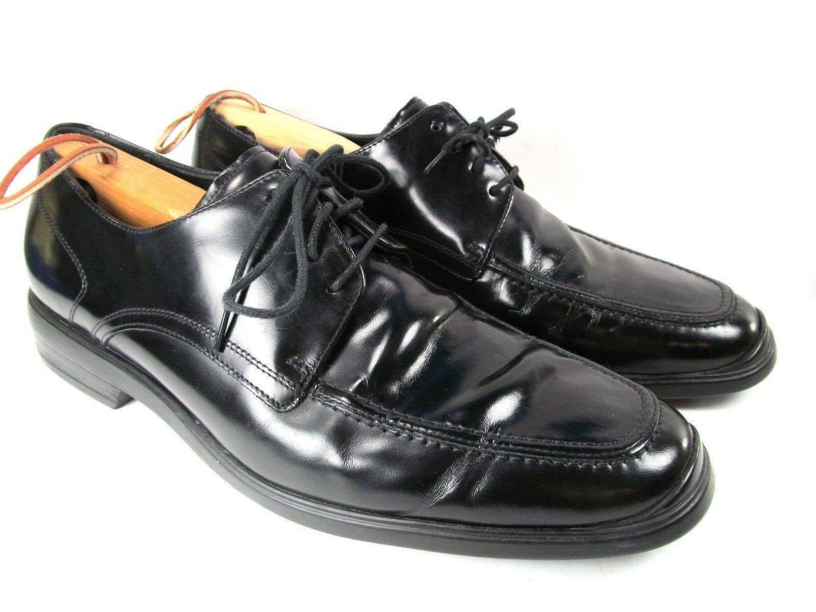 a0a155c213f 57. 57. Previous. Cole Haan Air Apron Toe Lace up Oxford Black Dress Shoes  Mens Size 10 M · Cole ...