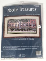 Needle Treasures Cross Stitch Needlepoint Kit Make Way 06646 Ducks Made In USA - $29.69