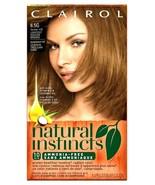 Clairol Natural Instincts 6.5G Lightest Golden Brown/Former 11G Amber Sh... - $14.82