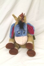 "Eeyore As Bullet Plush 13"" Tall Winnie The Pooh Toy Story  - $36.37"