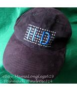 Ladies Harley-Davidson Corset Pull Rhinestone Baseball Hat Cap Reno Nevada - $14.90