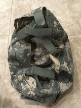 Army Ballistic Helmet Cover Camouflage Pattern Digital Camo Size Large/X... - $24.70