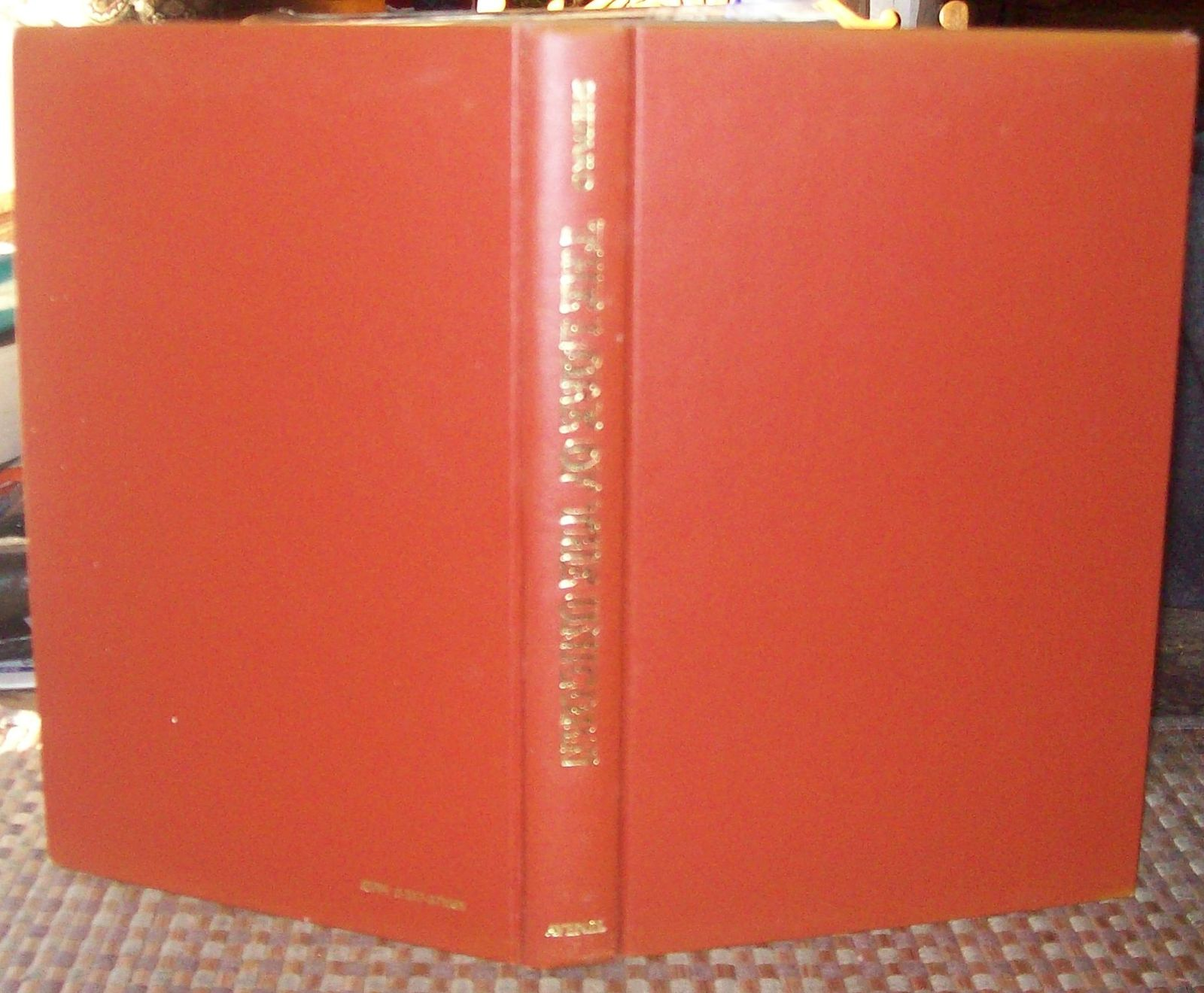 The Lore of the Unicorn by Odell Shepard 1982 HBDJ