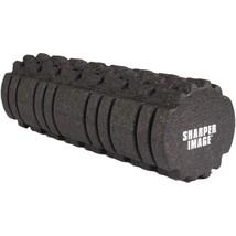 SHARPER IMAGE SI-FR-100-BLK Travel Foam Roller - $22.73