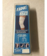 "Bike Knee Cartilage Brace Large 15""-17"" #7205 NIP - $11.65"