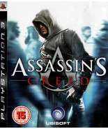 Assassin's Creed PS3 (Playstation 3) - Free Postage - UK Seller - $8.35