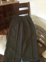 NWT Men's Craft & Barrow Gray Black Work Slack Pants 33X30 Brand New Wit... - $16.82