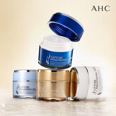 AHC CAPTURE C-BRIGHTENING CREAM 50ml BRIGHTENING Whitening Anti Wrinkle Korea