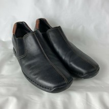 Cole Haan Men's Zeno Slip On Driving Loafers Shoes Black Leather C24673 ... - $20.15