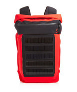 O-RANGE ULTRALIGHT REMOVABLE SOLAR PANEL MADE IN ITALY WATERPROOF BACKPA... - €130,18 EUR