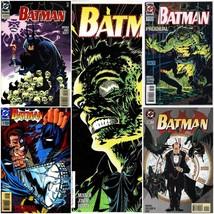 Batman Vol 1 (DC) 500-528 NM - $3.00