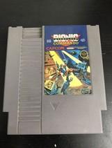 NES Bionic Commando Nintendo Cartridge 1985 - $9.85