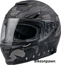 L Fly Racing Sentinel Ambush Motorcycle Helmet Camo/Grey/Black DOT & ECE  image 1