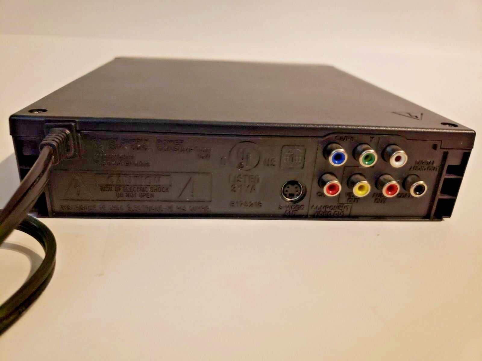 Magnavox DP100MW8B DVD Player..Tested Works Great!!! image 2
