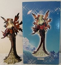Fairy with Baby Dragon and Crystal Ball WFR-07 In Original Box - $31.67