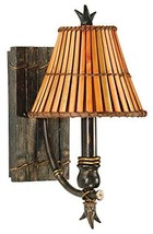Kenroy Home Kenroy 90451BH Tropical/British Colonial One Light Wall Sconce from  - $109.19