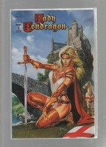 Lady Pendragon #1 - Image Comics - 1998 - Dusko. - $7.83