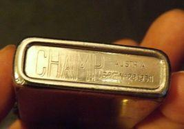 Three Vintage Lighters AA19-1675 image 8