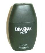 DRAKKAR NOIR Parfums Guy Laroche Cosmair AFTER SHAVE Splash 1.7 oz Men F... - $48.49