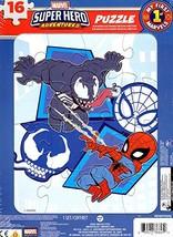 Marvel Super Hero Adventures - 16 Pieces Jigsaw Puzzle - v5 - $4.24