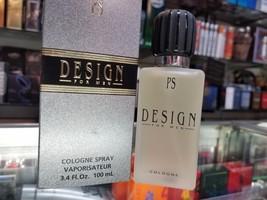 Design for Men by Paul Sebastian 3.4 oz 100 ml EDT Cologne Spray for Men... - $73.99