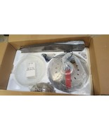 "Hunter 59174 54"" Indoor Brushed Nickel Ceiling Fan New Open Box Pick Up ... - $84.02"