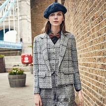Women Pant Suits Ladies Fashion Office Business Tuxedos Suits Jacket+Pants+Vest  image 2