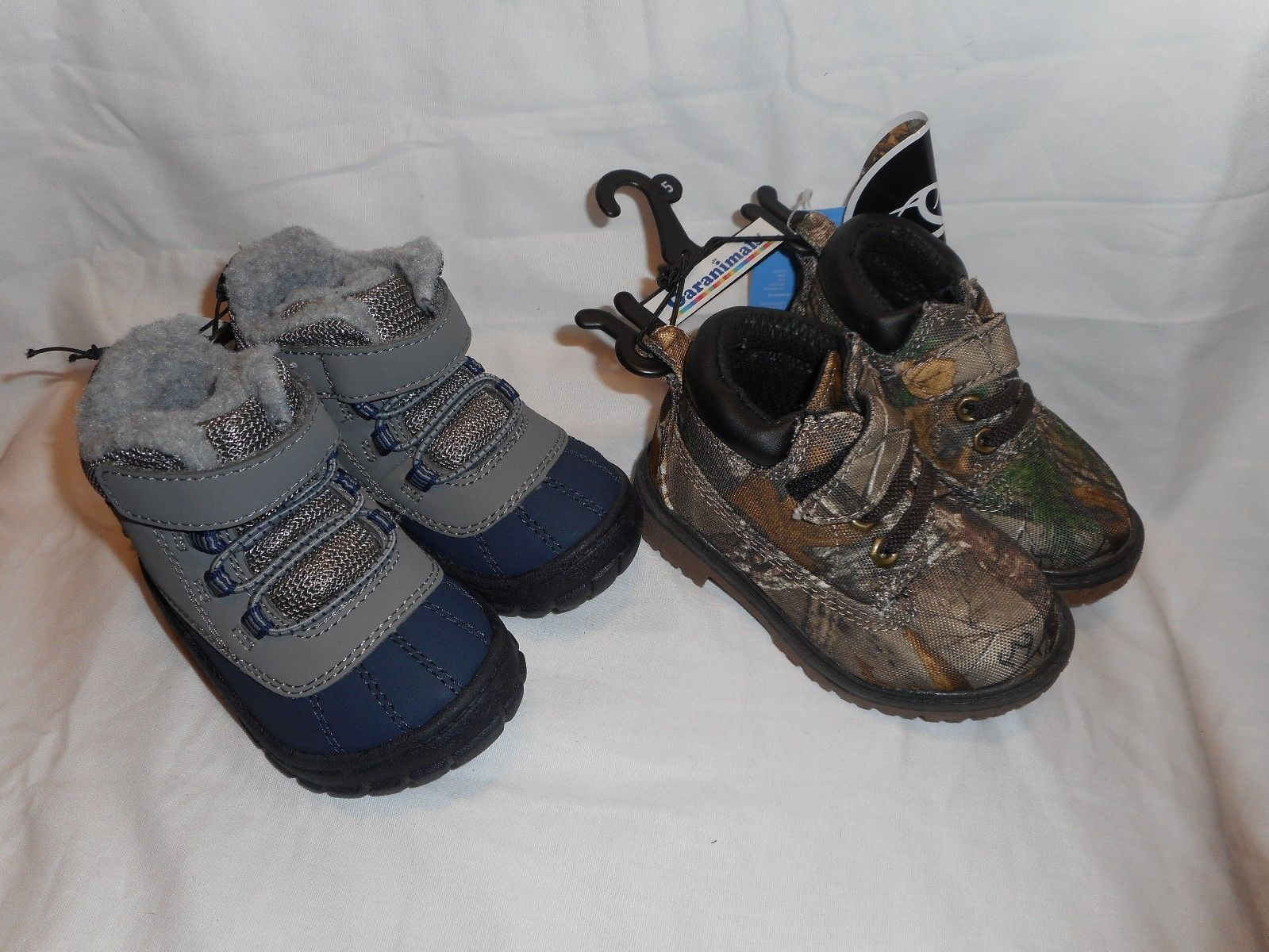 35e3b3156bbe0 Boy's Toddler Garanimals Boots 2 Pair Size 5 and 50 similar items