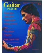 Guitar Player Magazine March 1976 Richard Betts Luther Allison No Label - $27.90