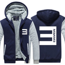 Eminem Pattern Unisex Padded Jacket Costume - $55.99