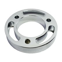 Chevy BBC Aluminum Alternator Bracket Kit Long Water Pump 396 402 427 454 502 image 7