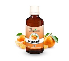 Fragrantica Mandarin Pure Natural Undiluted Essential Oil 10 ml to 100 ml - $11.28+