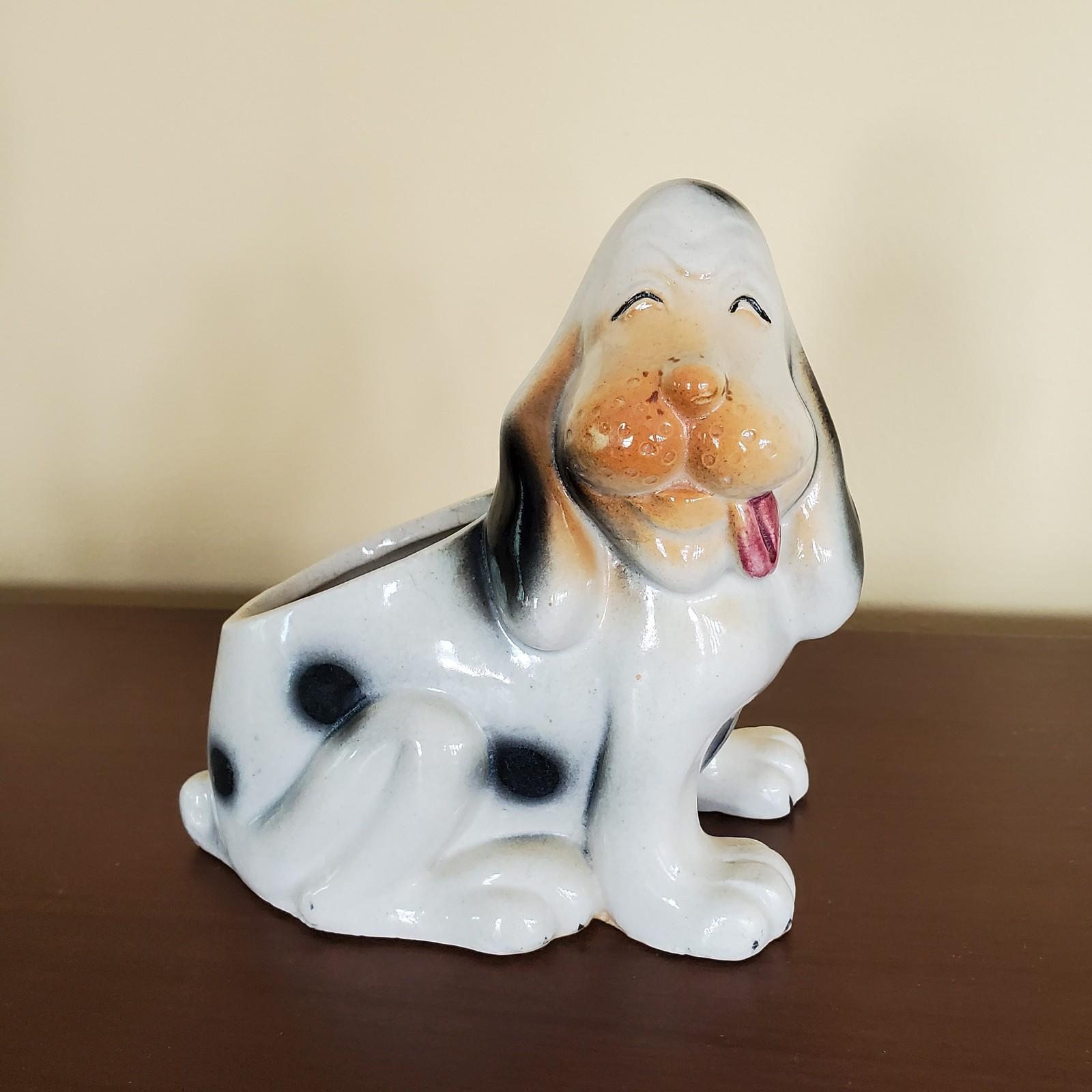Vintageplanter hounddog 1