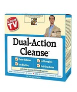 Applied Nutrition Dual Action Cleanse, 150 Count Package - $16.80