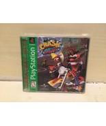 Crash Bandicoot 3: Warped  ( Sony PlayStation 1, 1998 )   PS1 - $13.54