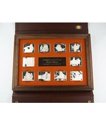1973 Norman Rockwell Fondest Memories 10x .925 Argent Barres 1st Edition... - $2,406.63