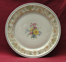 "Beautiful ROSENTHAL China - WILDFLOWERS on WINIFRED - 13"" CABINET PLATE/... - $36.95"
