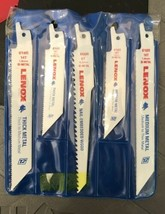 Lenox 20502-546A Assorted Reciprocating Saw Blades 5 Pack USA - $12.62